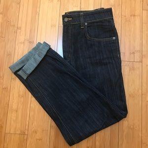 CARMAR LA Denim High-rise Boyfriend Jeans